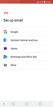 LG V30 - Email - 032a. Email wizard - Gmail - Step 7