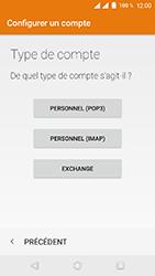 Wiko Tommy 2 - E-mails - Ajouter ou modifier un compte e-mail - Étape 11