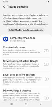 Samsung Galaxy S9 Plus - Android Pie - Appareil - configurer Localiser mon appareil - Étape 6