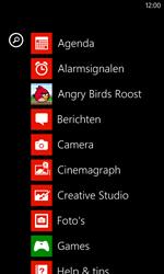 Nokia Lumia 720 - SMS - handmatig instellen - Stap 3