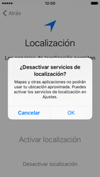 Apple iPhone SE - Primeros pasos - Activar el equipo - Paso 11