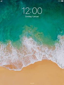 Apple iPad Air - iOS 11 - Device maintenance - Een soft reset uitvoeren - Stap 4
