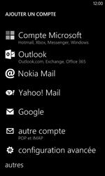 Nokia Lumia 720 - E-mail - Configuration manuelle - Étape 6