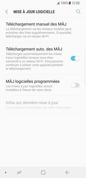 Samsung Galaxy S8 - Android Oreo - Appareil - Mises à jour - Étape 6