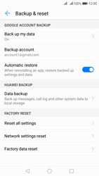 Huawei Nova 2 - Device maintenance - Create a backup of your data - Step 9