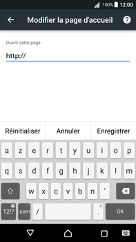 Sony Xperia Z5 Premium (E6853) - Android Nougat - Internet - Configuration manuelle - Étape 28