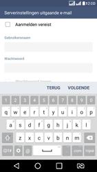 LG K8 - E-mail - e-mail instellen: IMAP (aanbevolen) - Stap 14
