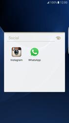 Samsung Galaxy S7 Edge - Aplicações - Como configurar o WhatsApp -  5