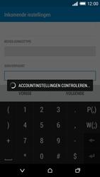 HTC One Mini 2 - E-mail - Account instellen (POP3 met SMTP-verificatie) - Stap 12