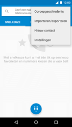 Motorola Moto G 3rd Gen. (2015) - Voicemail - Handmatig instellen - Stap 5