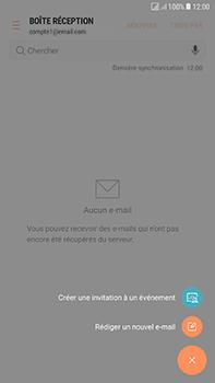 Samsung J730F Galaxy J7 (2017) (DualSIM) - E-mail - envoyer un e-mail - Étape 5