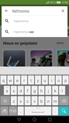 Huawei P9 Lite - Applicaties - MyProximus - Stap 6