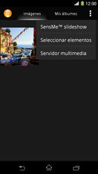 Sony Xperia Z1 - Bluetooth - Transferir archivos a través de Bluetooth - Paso 5
