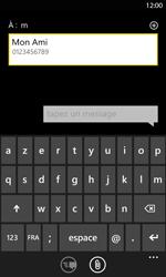 Nokia Lumia 820 LTE - MMS - envoi d'images - Étape 4