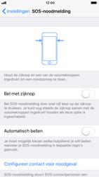 Apple iPhone 8 (Model A1905) - Beveiliging en ouderlijk toezicht - SOS-noodmelding gebruiken op je iPhone - Stap 4