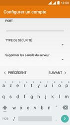 Wiko Rainbow Lite 4G - E-mails - Ajouter ou modifier un compte e-mail - Étape 11