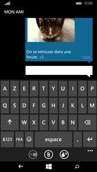 Nokia Lumia 735 - MMS - Envoi d