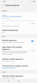 Samsung Galaxy A70 - Internet - aan- of uitzetten - Stap 6
