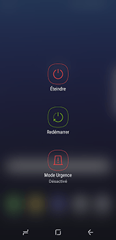 Samsung Galaxy S8 - Internet - configuration manuelle - Étape 32