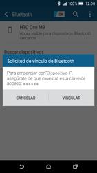 HTC One M9 - Bluetooth - Conectar dispositivos a través de Bluetooth - Paso 7