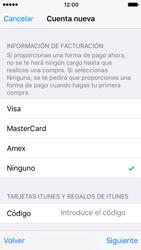 Apple iPhone SE iOS 10 - Aplicaciones - Tienda de aplicaciones - Paso 18