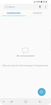 Samsung Galaxy S9 - SMS - Manual configuration - Step 4