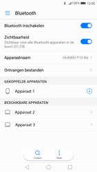 Huawei P10 Lite - Bluetooth - headset, carkit verbinding - Stap 6