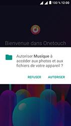 Alcatel U5 - Photos, vidéos, musique - Ecouter de la musique - Étape 4