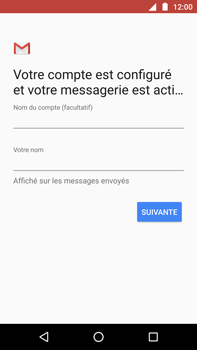 Motorola Moto Z Play - E-mail - 032c. Email wizard - Outlook - Étape 11