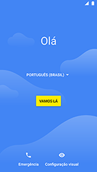 Motorola Moto X4 - Primeiros passos - Como ativar seu aparelho - Etapa 5