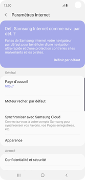 Samsung Galaxy S10 - Internet - configuration manuelle - Étape 26