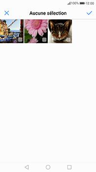 Huawei P10 Plus - MMS - Envoi d