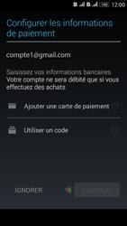 Sony Xperia E4g - Premiers pas - Créer un compte - Étape 26