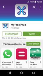 Acer Liquid Z330 - Applications - MyProximus - Étape 10