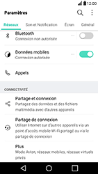LG X Power - Internet - Configuration manuelle - Étape 3