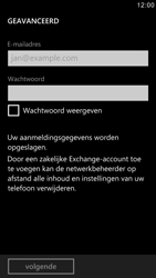 Samsung I8750 Ativ S - E-mail - e-mail instellen: IMAP (aanbevolen) - Stap 7