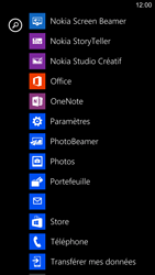 Nokia Lumia 1520 - E-mail - envoyer un e-mail - Étape 2