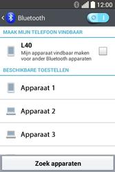 LG L40 (D160) - Bluetooth - Koppelen met ander apparaat - Stap 7