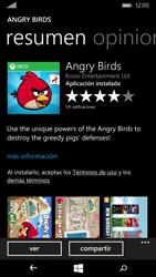Microsoft Lumia 535 - Aplicaciones - Descargar aplicaciones - Paso 18