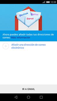 Huawei GX8 - E-mail - Configurar Gmail - Paso 5