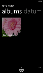Nokia Lumia 925 - MMS - Afbeeldingen verzenden - Stap 9