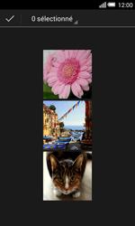 Alcatel OT-5050X Pop S3 - Photos, vidéos, musique - Envoyer une photo via Bluetooth - Étape 7