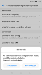 Huawei P10 Lite - Contactgegevens overzetten - delen via Bluetooth - Stap 9