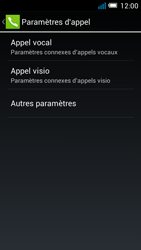 Alcatel OT-5036X Pop C5 - Messagerie vocale - Configuration manuelle - Étape 6