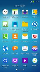Samsung Galaxy S4 LTE - Email - Adicionar conta de email -  3