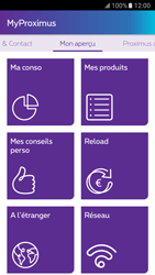 Samsung A320 Galaxy A3 (2017) - Applications - MyProximus - Étape 13