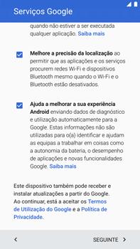 Huawei Google Nexus 6P - Primeiros passos - Como ligar o telemóvel pela primeira vez -  12