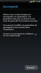 HTC One S - Premiers pas - Créer un compte - Étape 32