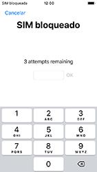 Apple iPhone 5s - iOS 12 - Primeiros passos - Como ligar o telemóvel pela primeira vez -  4
