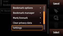 Nokia N97 Mini - Internet - Manual configuration - Step 19